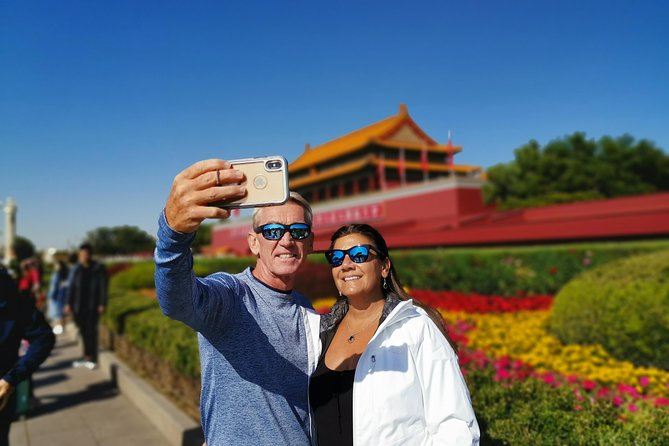 Private Day Trip: Discovery Beijing by Bullet Train from Tianjin