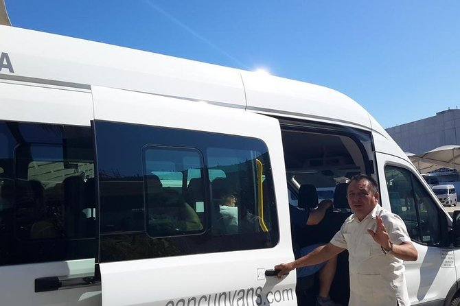 Cancun Airport Private Transfer One Way:To or From Playa de Carmen Upto 11 Pass.