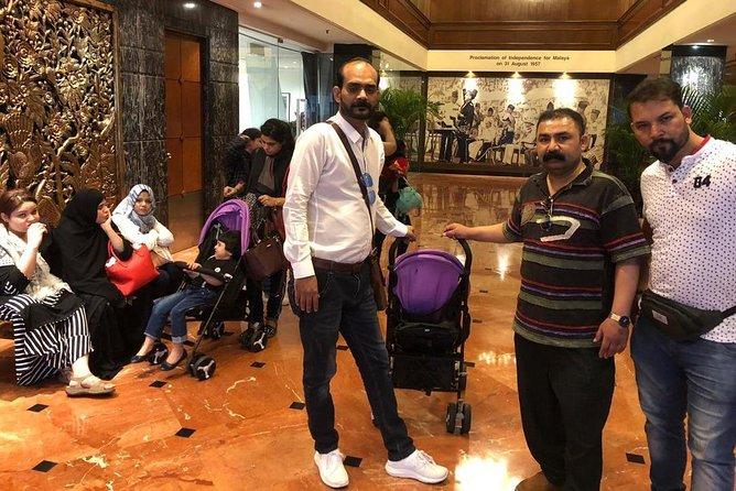 Penang City To Kuala Lumpur Airport