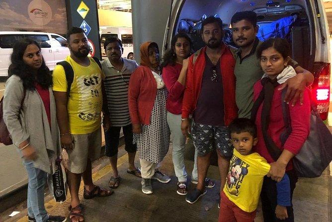Malacca City To Kuala Lumpur International Airport