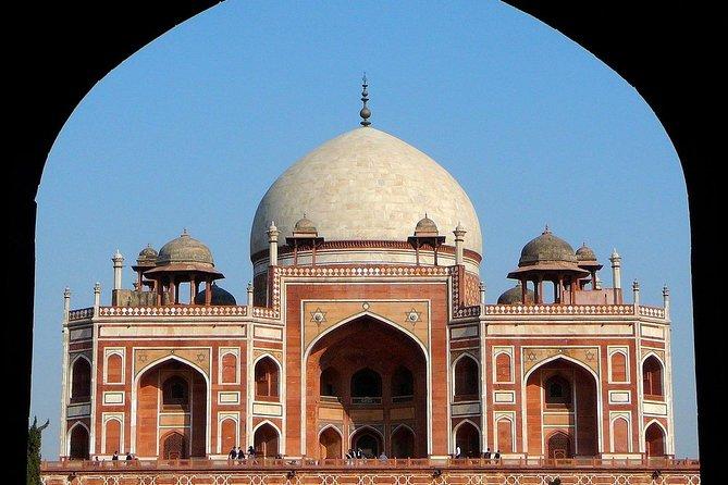 Full day guided sightseeing tour of Historic Delhi (Old Delhi and New Delhi )