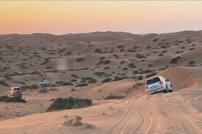 Desert Safari - Exclusive Tour (Dubai)