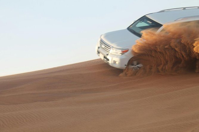 Dubai Desert Safari with BBQ Dinner & Belly Dancing