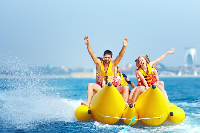 Bali Water-Sports Adventure & Water Blow Visit (Private & All - Inclusive)