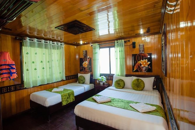 Lemon Cruise 3* - Bai Tu Long Bay 3 Days 2 Nights