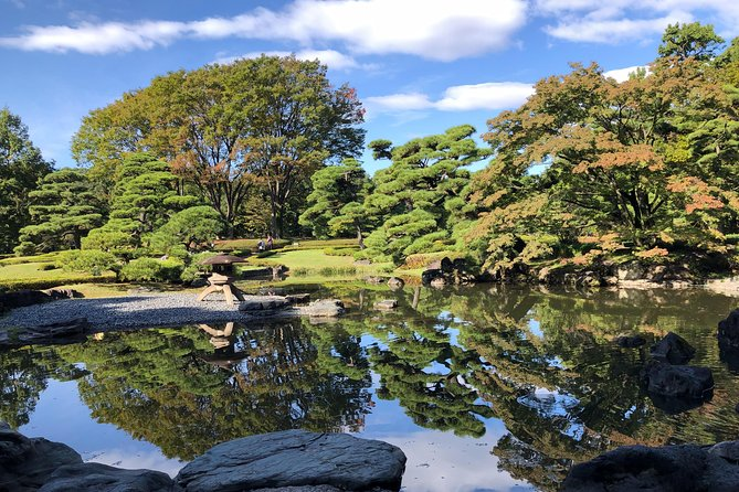 TOKYO as-you-like FULL DAY GUIDED TOUR