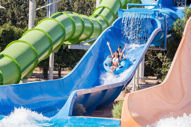 Fasouri Watermania Waterpark Admission Ticket