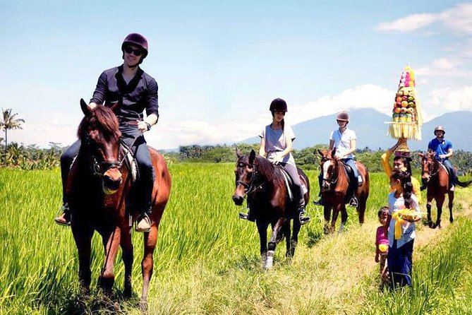 Outback Ubud Adventures - Horse Riding