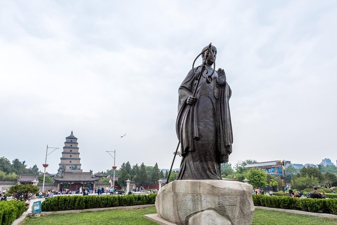 1 day Xi'an Culture and History Discovery Mini Group tour