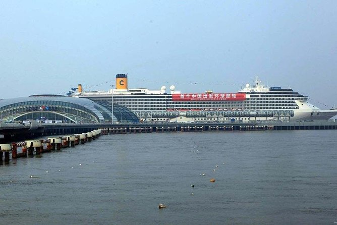 Private Transfer from Shanghai Wusongkou Cruise Port to Pudong Int'l Airport photo 6
