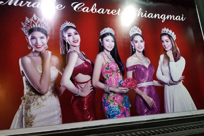 Miracle Cabaret Chiang Mai with Round Trip Hotel Pickup