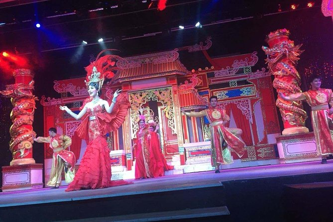 Miracle Cabaret Show in Chiang Mai