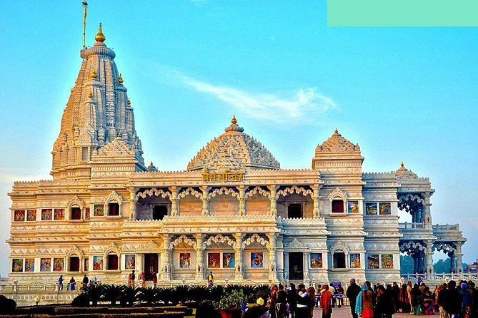 Tour to the holy city of Mathura & Vrindavan from Delhi