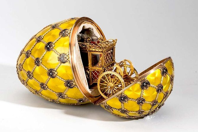 FABERGE MUSEUM tour