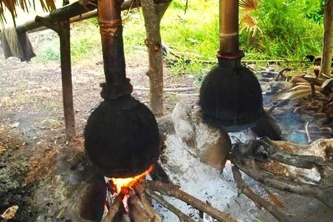 Creating arak bali alcohol
