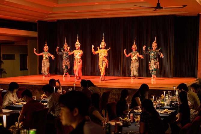 Dinner with Apsara Performance in Siem Reap
