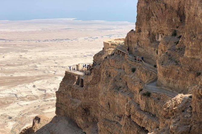 Dead Sea & Masada Private Tour, From Jerusalem Or Tel Aviv