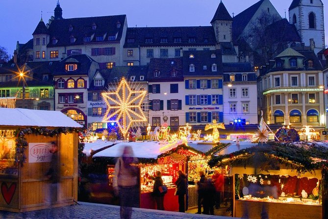 Christmas magic in Basel photo 2