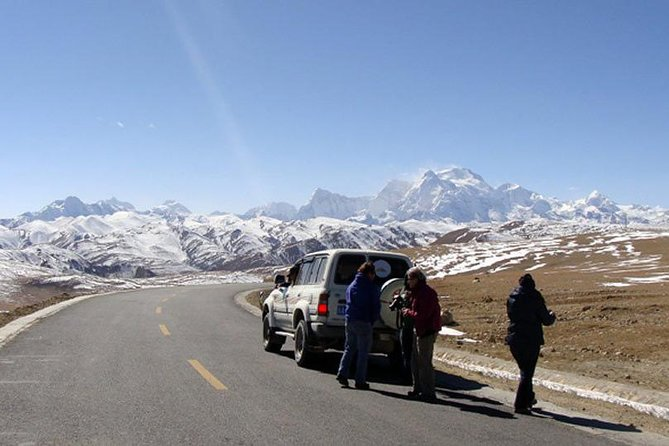 Glimpses of Nepal and Tibet Tour -- 14 Days