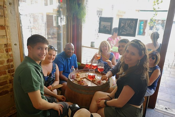 Venice Food Tour & Wine Tasting in Rialto with a Native & Top Rated Expert