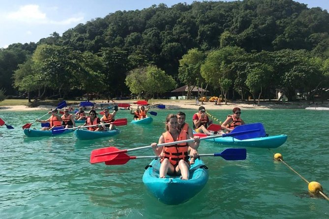 Angthong National Marine Park (42 islands) with Kayaking by Big Boat photo 1