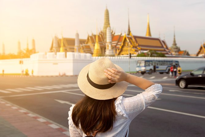 Half day: Bangkok City Tour with Lunch