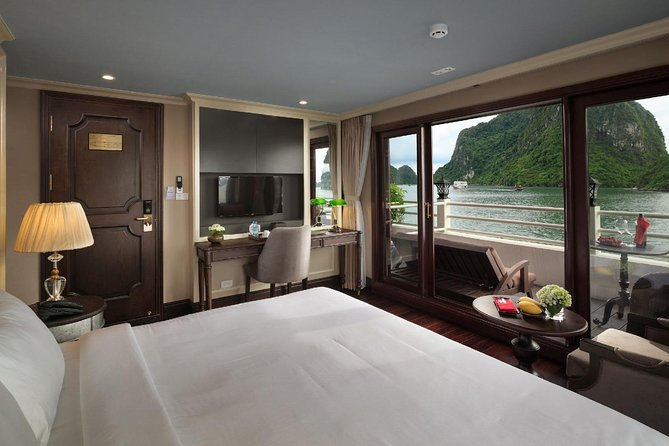 Athena Cruise 5 Star - Luxury Bai Tu Long Bay 2 Days 1 Night Tour photo 11