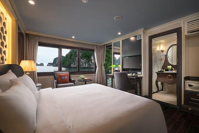 Athena Cruise 5 Star - Luxury Bai Tu Long Bay 2 Days 1 Night Tour photo 3