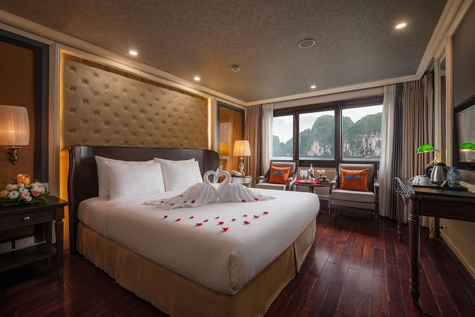 Athena Cruise 5 Star - Luxury Bai Tu Long Bay 2 Days 1 Night Tour photo 13
