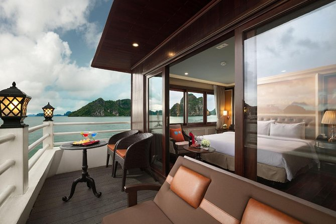 Athena Cruise 5 Star - Luxury Bai Tu Long Bay 2 Days 1 Night Tour photo 6