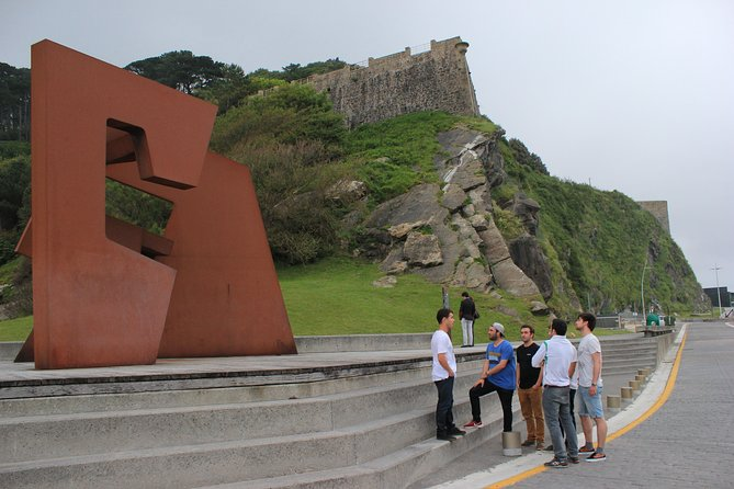 Guided tour of San Sebastián