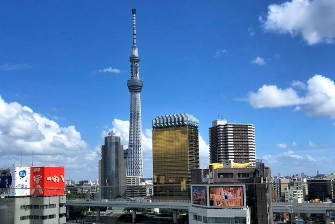 Private: Hamarikyu & Asakusa with Sumida River Cruise *H.I.S. Quality Tour* photo 7