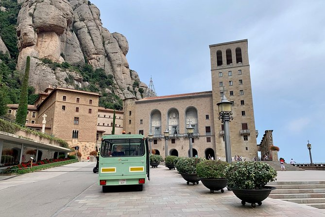 Private Exclusive Tour Montserrat and Winery Visit with Lunch and Transportation photo 13