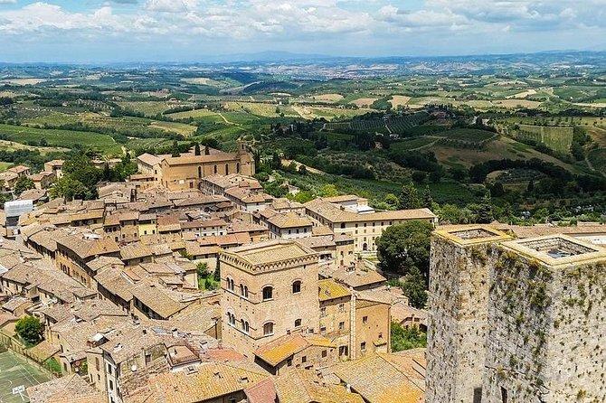 Private Transfer: Rome City to San Gimignano and vice versa