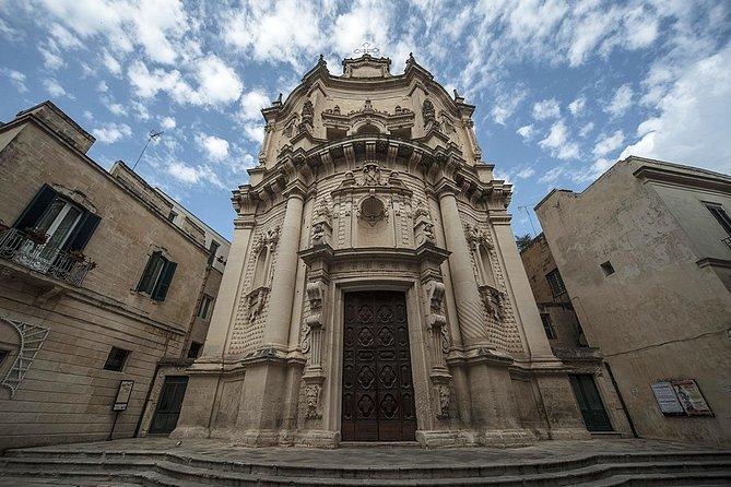 Puglia - Tour of the Grecìa Salentina