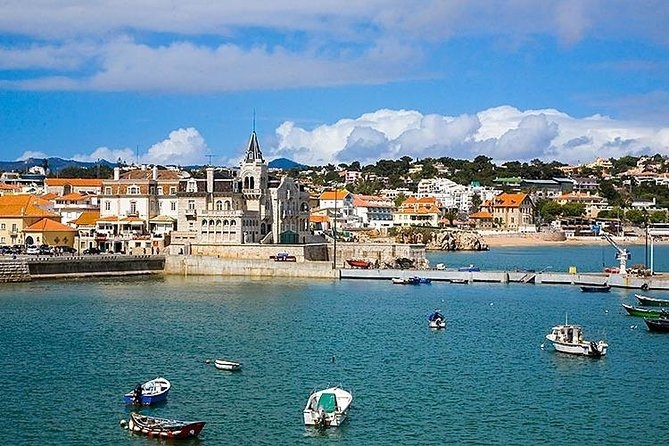 Transfer Cascais to Lisbon(8pax)