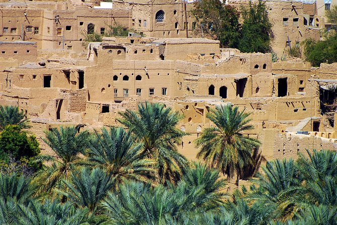 Jebel Shams, Balcony Walk & Al Hamra Village