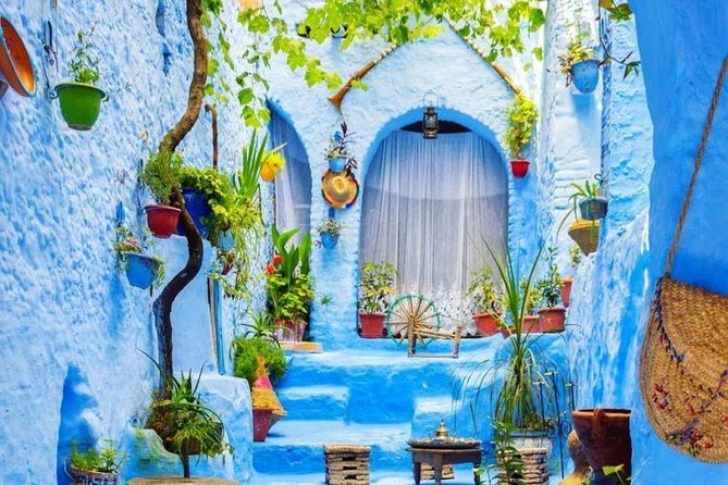 trip to chefchaouen and akchour