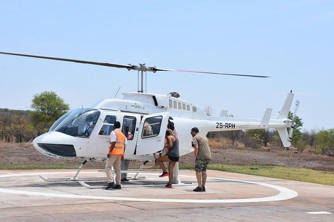Victoria Falls Scenic Flight 27-30 mins