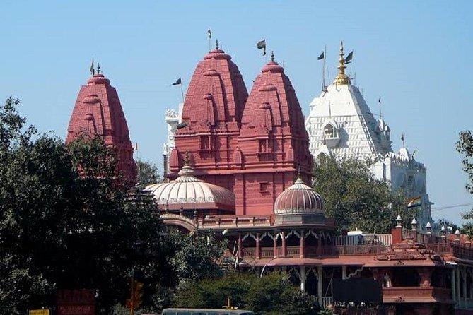 Delhi Temple Tour