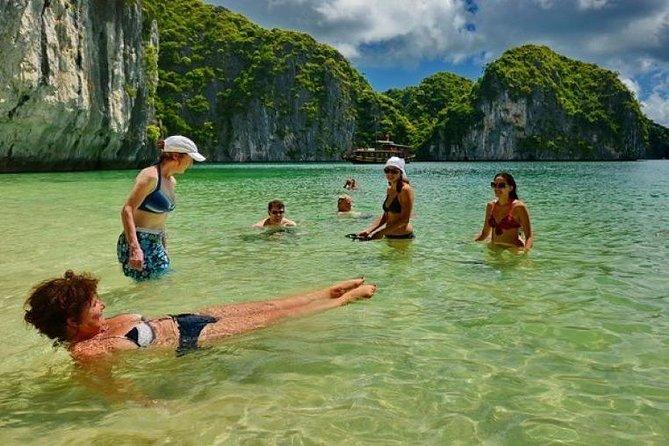 Lan Ha Bay - Ha Long Bay 1-day trip: Kayaking, Cooking class, Sunset Party,...