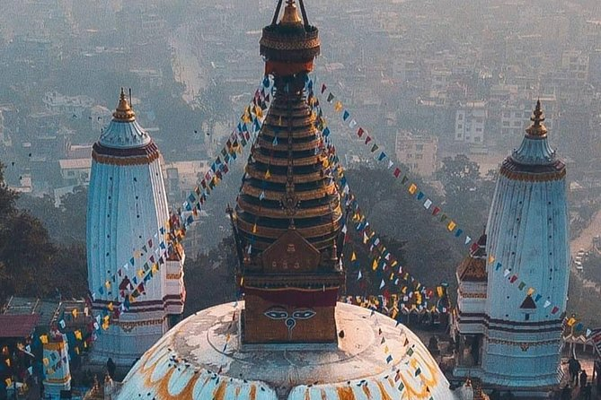 Private Day Tour of Durbar, Temple and Stupa #visitnepal2020