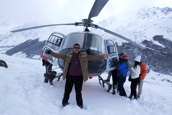 Annapurna Base Camp Helicopter Tour (Seat Sharing Basis !)