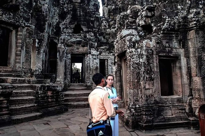 Sunrise Tour of Angkor Wat from Siem Reap photo 7