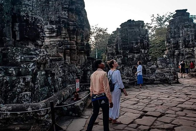 Sunrise Tour of Angkor Wat from Siem Reap photo 6