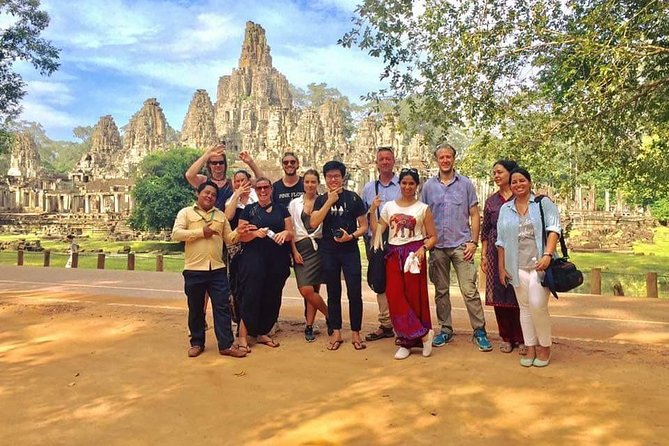 Sunrise Tour of Angkor Wat from Siem Reap-Join-in Tour photo 12
