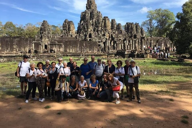 Sunrise Tour of Angkor Wat from Siem Reap-Join-in Tour photo 15