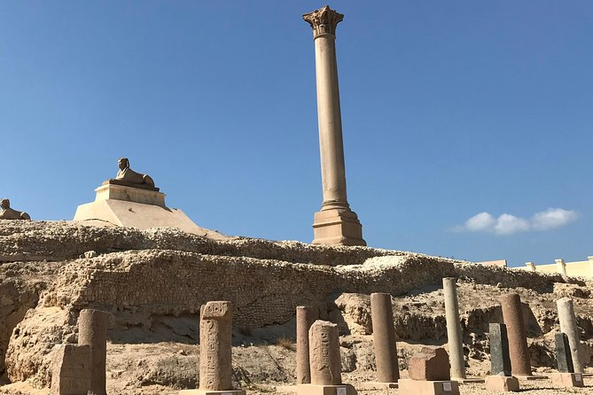 Alexandria's Roman Heritage - Full Day including lunch