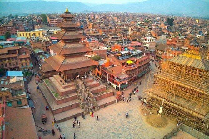 Day Tour of World Heritage Sites #visitnepal2020