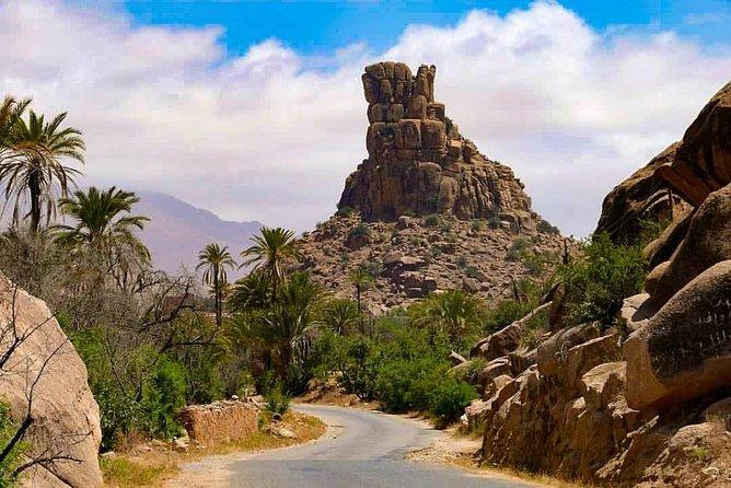 Agadir day trip Tafraoute & Tiznit